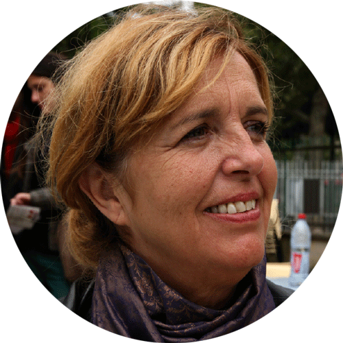 Sylvie Thienot, présidente du jury